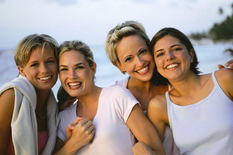 4 femmes